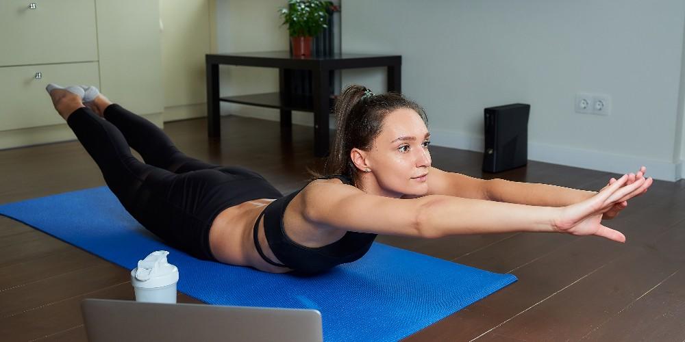 ejercicios para corregir la hiperlordosis