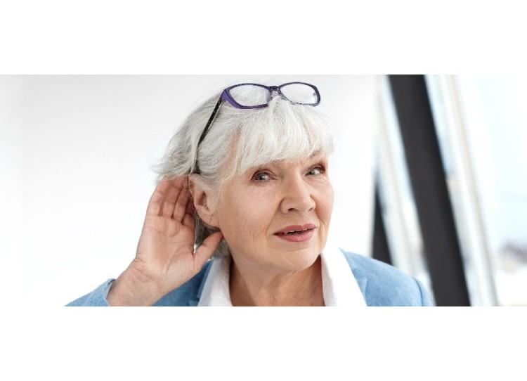 La pérdida de audición relacionada con la edad