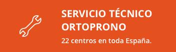 servicio tecnico ortoprono