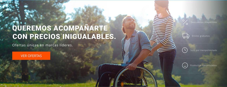 Promociones Independi - Ortopedia online - Primeras marcas