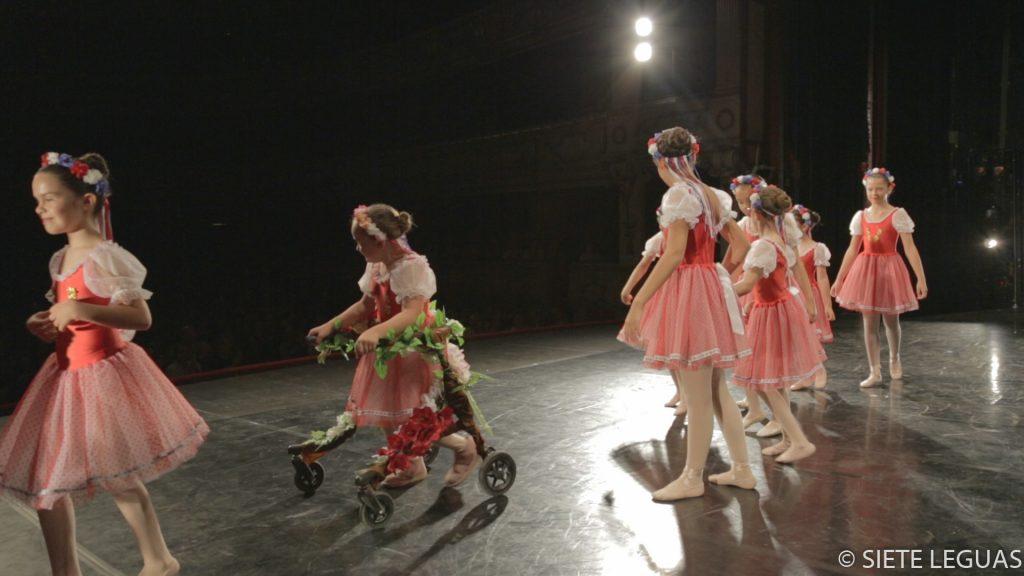 Ballet adaptado ninos