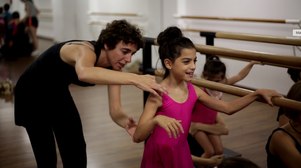 Ballet valemas danza adaptada ortesis DAFO