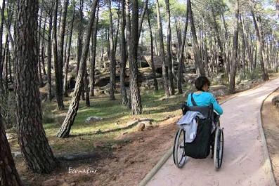 Turismo adaptado Albarracín